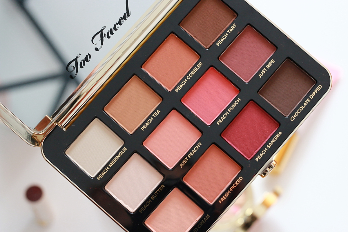 TOO FACED PEACHES & CREAM
