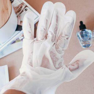 reparar mãos secas imediatamente