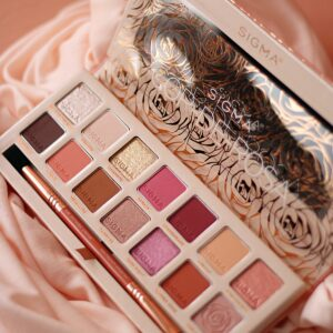 sigma beauty cor de rosa